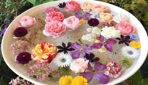 ローザンベリー多和田 季節のお花