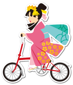 姫自転車アイコン