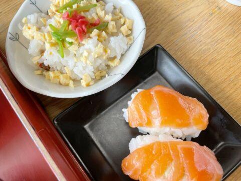 おふくろバイキングみゆき お寿司