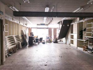 侍サイクル新店舗 1階
