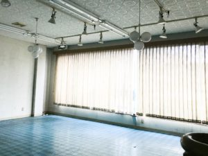 侍サイクル新店舗 2階
