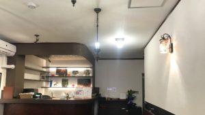 Cafeteria Azzurro カウンター