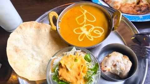 インド・ネパール料理 サプナ 料理