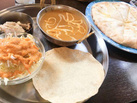 インド・ネパール料理 サプナ ランチ