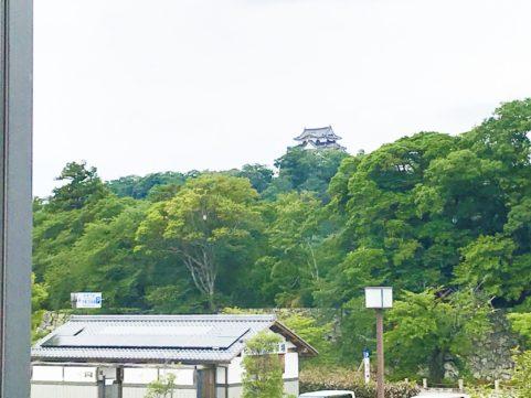 カフェエルソル 彦根城ビュー