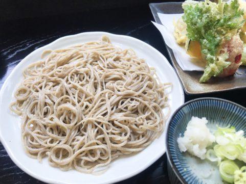 風緑 蕎麦