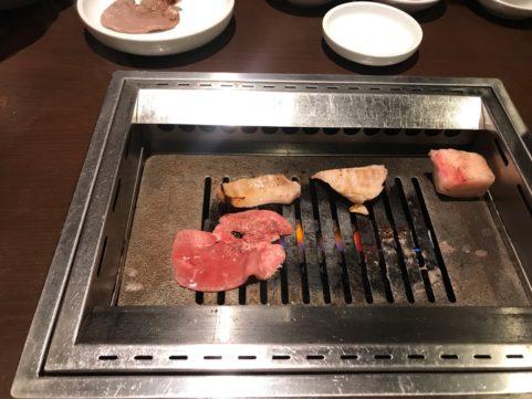焼肉 MAWARI 焼網