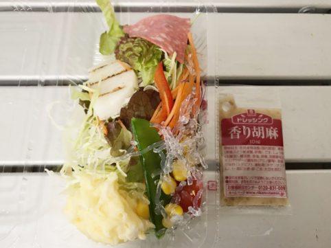 Clap dining サラダ