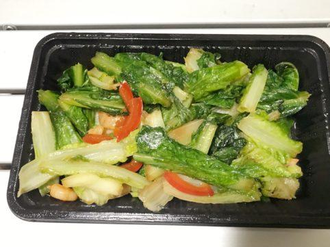 青菜のソテー