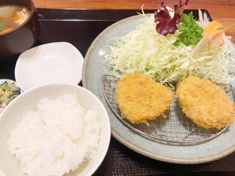 ポルコ亭 ヒレ定食
