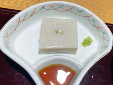 百百百百 そば豆腐